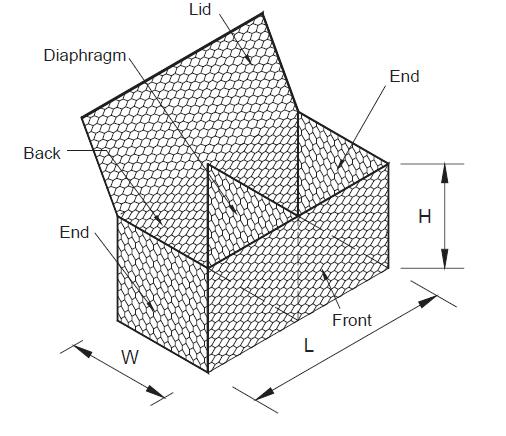 rọ đá 2x1x0.5